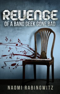 Revenge Of A Band Geek Gone Bad HR 192x300 Damonzas Top 10 Book Covers of 2012