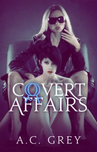 eBook Cover of Covert Affairs