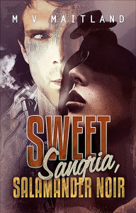 Sweet Sangria Salamander Noir Cover Design Selling Your Genre