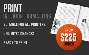 Book Formatting & Layout