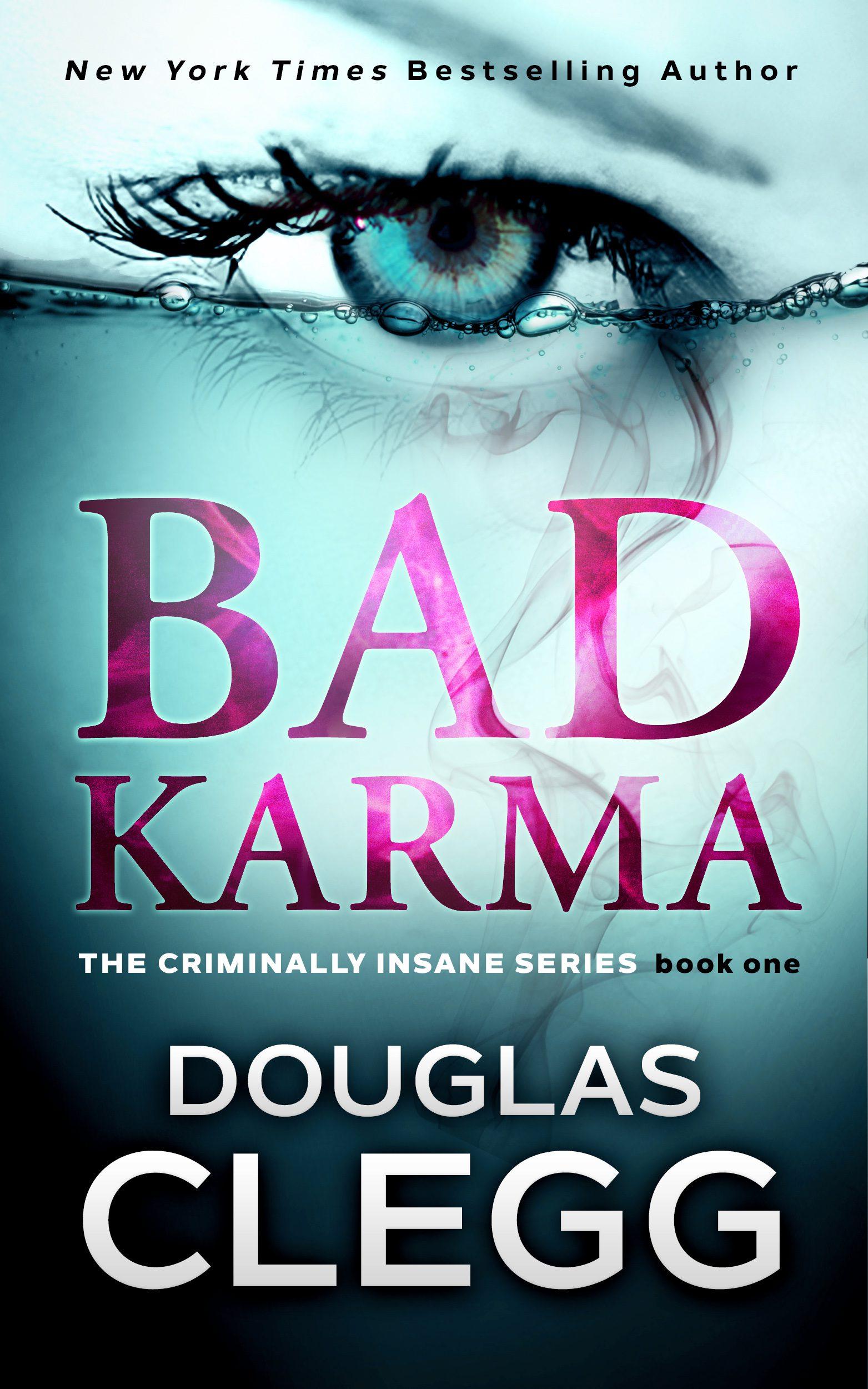 Bad Karma by Douglas Clegg