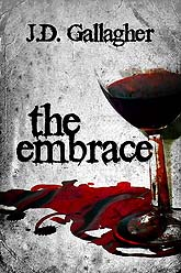 Book Cover Design 010 the embrace