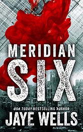 Book Cover Sample 58 Meridian Six