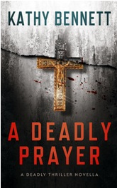 Book Cover Design Sample A Deadly Prayer 2.2