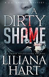 A Dirty Shame Ebook Cover Design