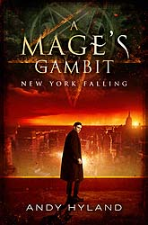 Book Cover Design A Mages Gambit 3