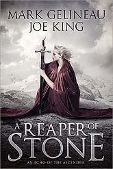 Cover Design A Reaper Of Stone