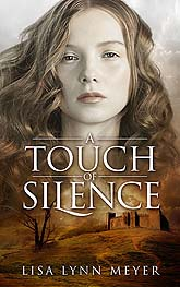 Book Cover Design Sample A Touch Of Silence