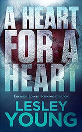 Cover A Heart For A HeartEbook