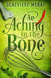 Cover Design An Aching In The Bone