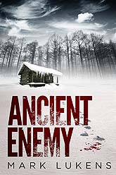 AncientEnemy2 Book Cover Design Sample