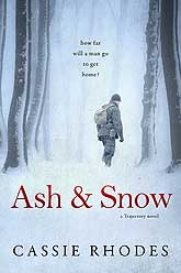 Book Cover Ash & Snow