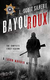 Bayou Roux Book Cover Sample