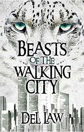 Beasts Of The Walking City Cover Design Sample