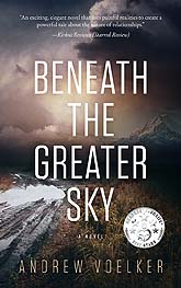 Cover Design Beneath The Greater Sky