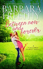 Book Cover Design Between Now And Forever Callaway