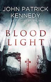 Blood LightEbook Book Cover Sample