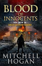 Book Cover Sample Blood Of Innocents