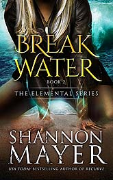 Cover Design Break Water