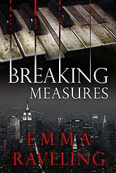 Breaking Mesures Book Cover Design