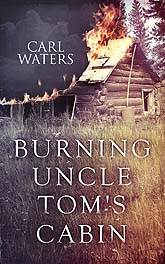 Book Cover Design Burning Uncle Toms Cabin