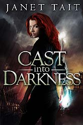 Book Cover Design Sample Cast into Darkness f copy