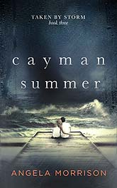 Book Cover Cayman Summer Ebook