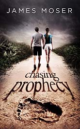 Chasing ProphecyD4A Book Cover Design