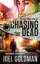 Chasing The Dead Book Cover Sample