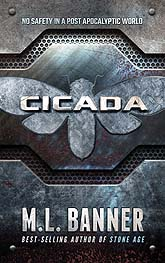 Book Cover Design Cicada
