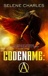 Book Cover Codename A