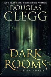 Book Cover Dark Rooms