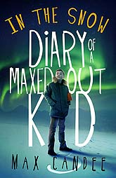 Sample Book Cover Design Diary Of A Maxed Out Kid