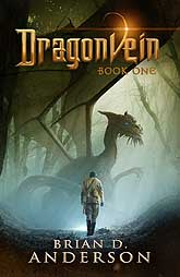 Dragonvein 3 Book Cover