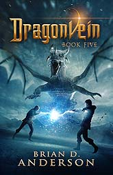 Dragonvein book five 01 B Cover