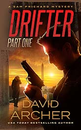 Drifter part one ebook Book Cover Design Sample