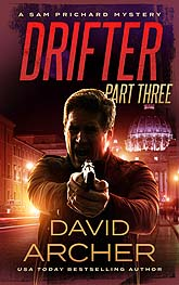 Book Cover Drifter part three ebook