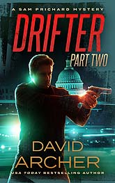 Book Cover Drifter part two ebook
