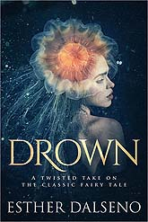 Drown Book Cover Design Sample