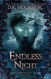 Book Cover Design Sample Endless Night 03