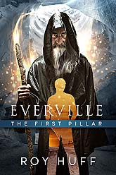 Everville2 Book Cover Design