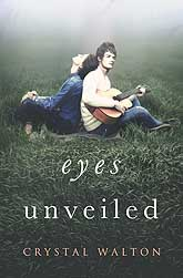 Eyes Unveiled Book Cover Design Sample