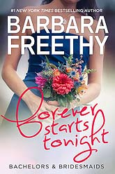 FOREVER STARTS TONIGHT Ebook Cover