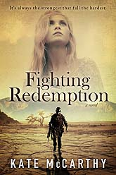 FightingRedemption Ebook Sample Book Cover Design