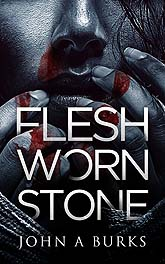 Book Cover Sample Flesh Worn Stone