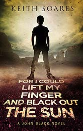 Cover For I Could Lift My Finger And Black Out The Sun