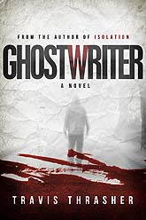 GHOSTWRITER Kindle Book Cover Design