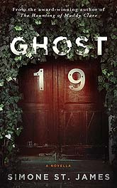 Ghost 19 D2 Book Cover Design