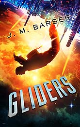 Gliders Book Cover Design