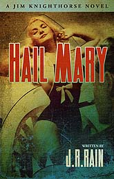 Hail Mary2 Ebook Cover Design